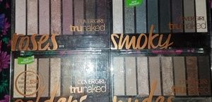 COVERGIRL Makeup - Covergirl eyeshadow palettes